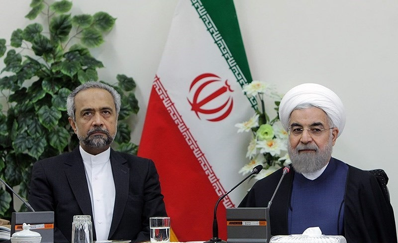 File:President Rouhani and Chief of Staff Mohammad Nahavandian.jpg