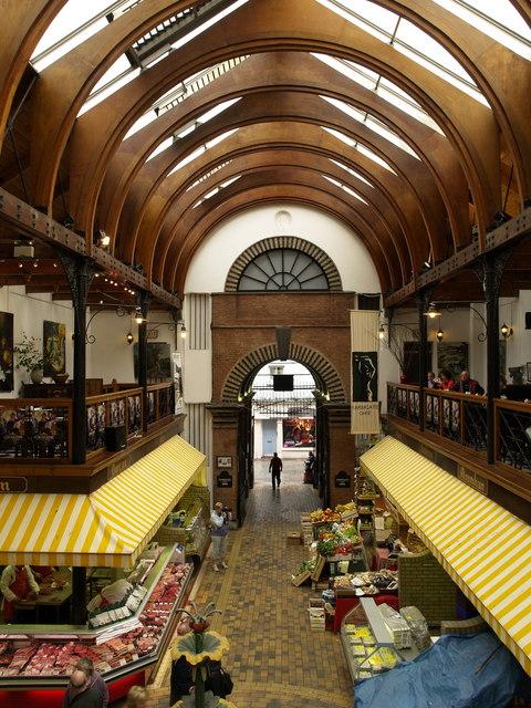 Princes Street Indoor Market - geograph.org.uk - 595328.jpg