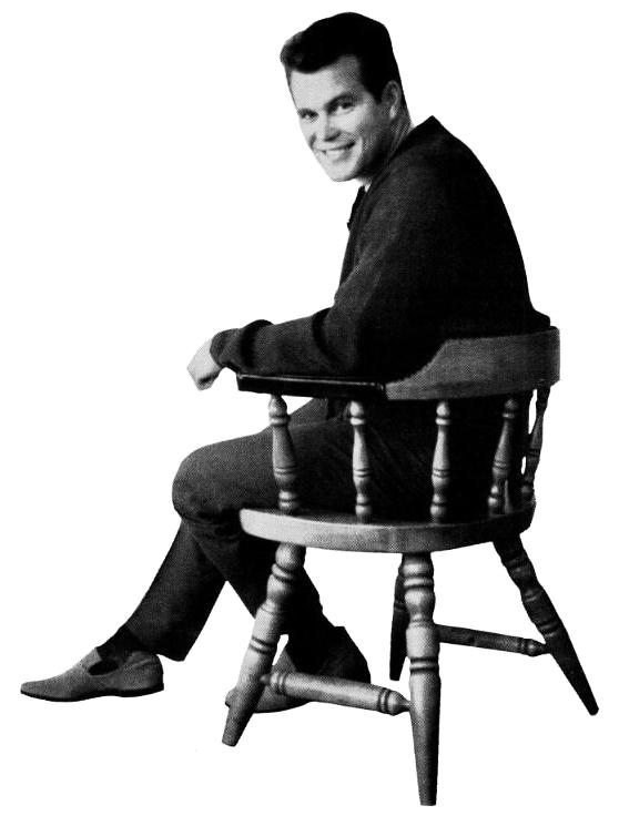 Randy Sparks in 1964