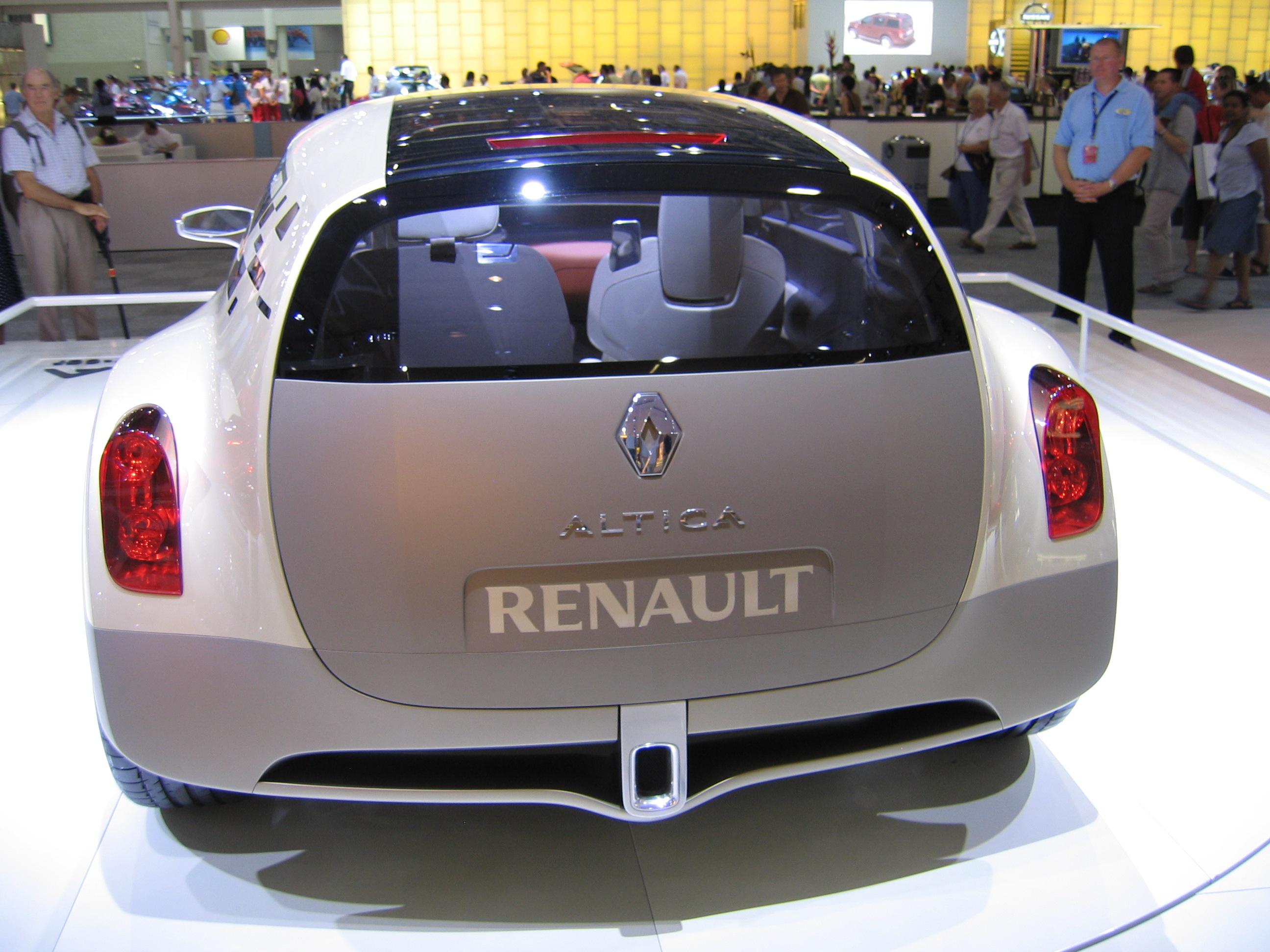 file renault altica concept car flickr wikimedia commons. Black Bedroom Furniture Sets. Home Design Ideas
