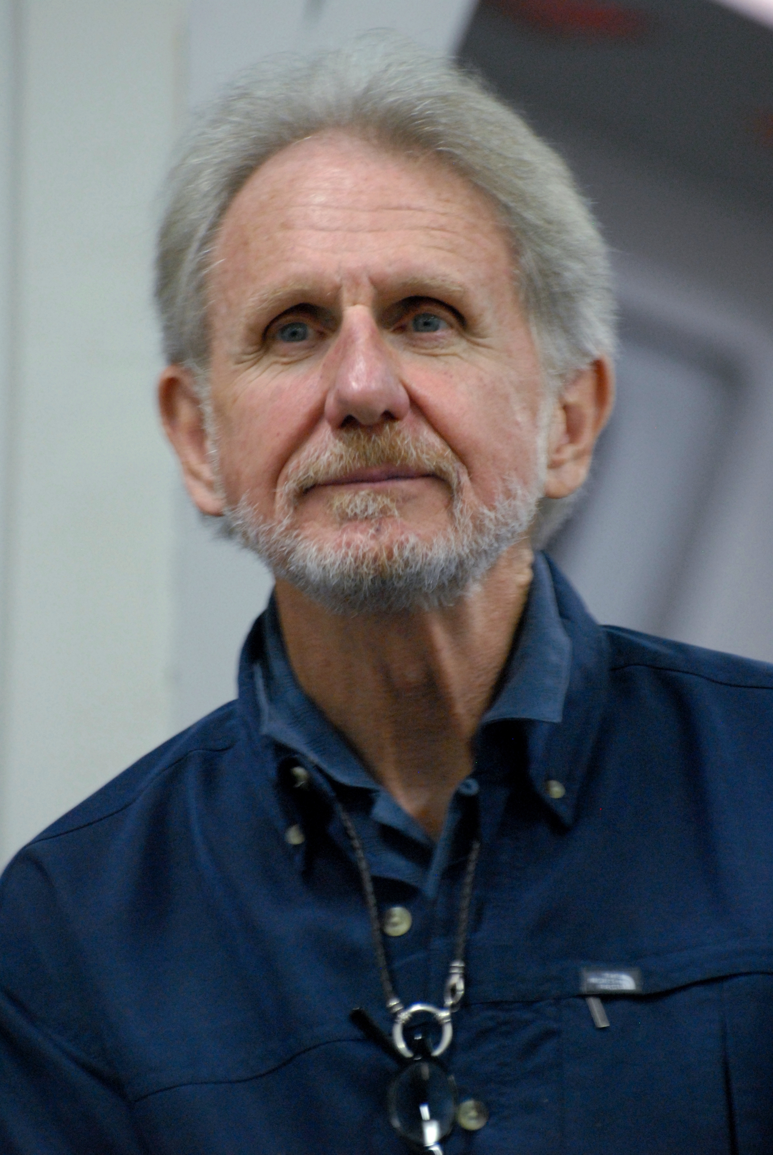 René Auberjonois Pictured in Auberjonois