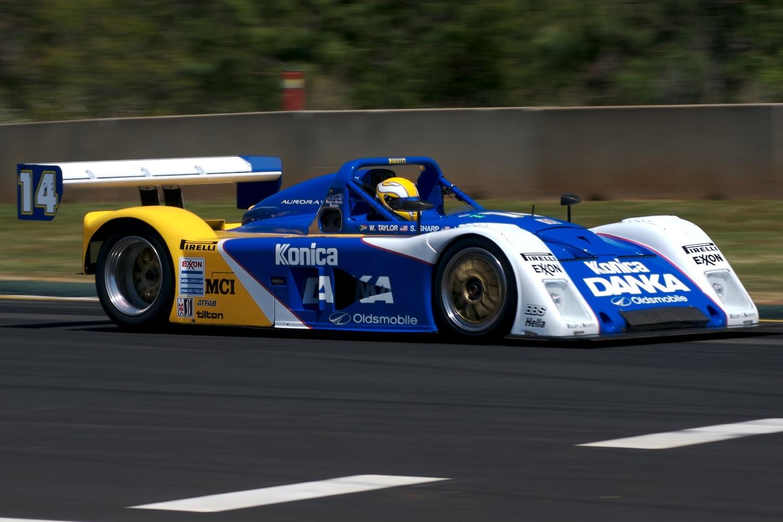 Mini Race Car In A Can