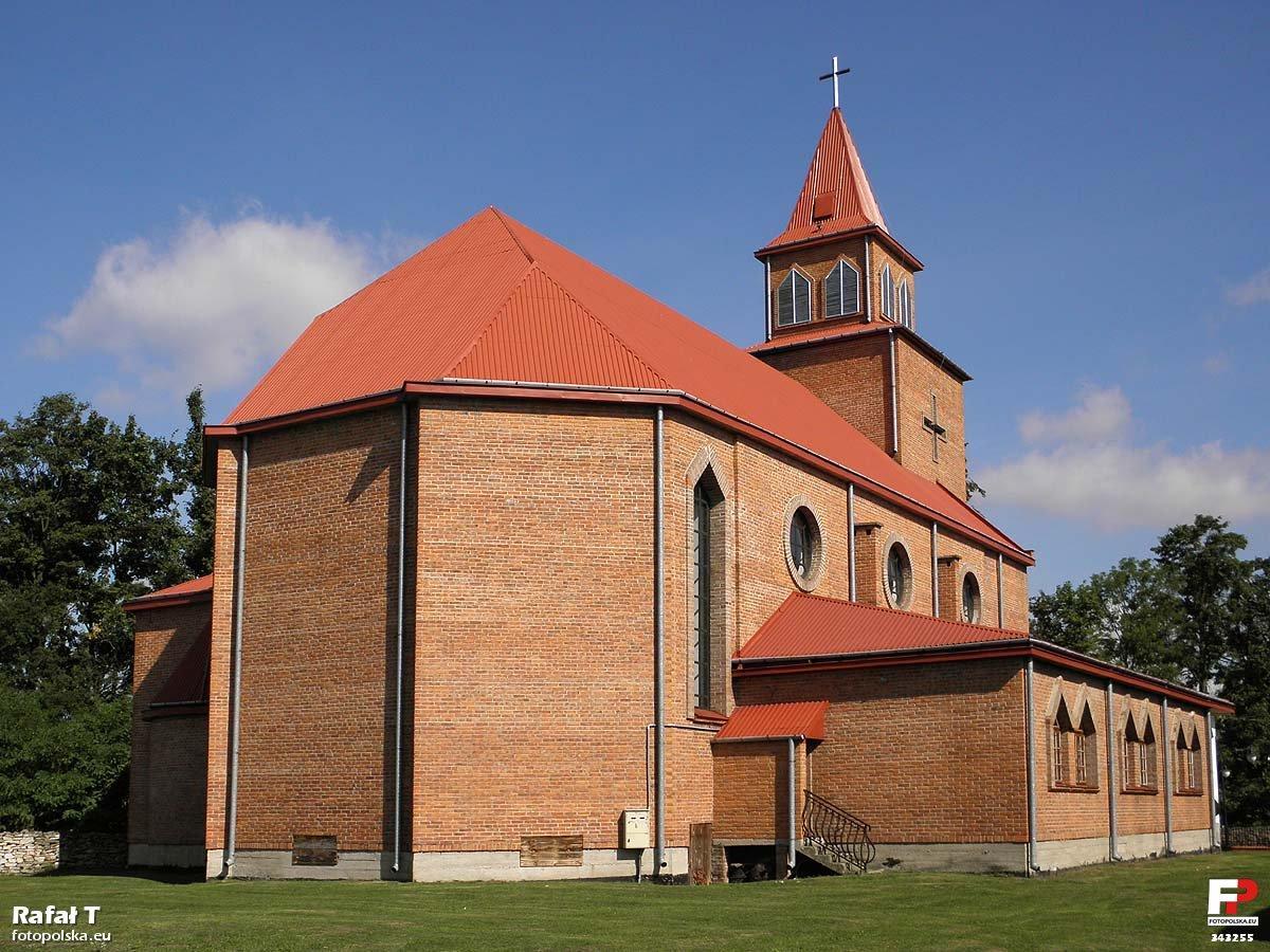 Jedną z atrakcji Rusinowa jest Parafia Świętych Apostołów Piotra i Pawła
