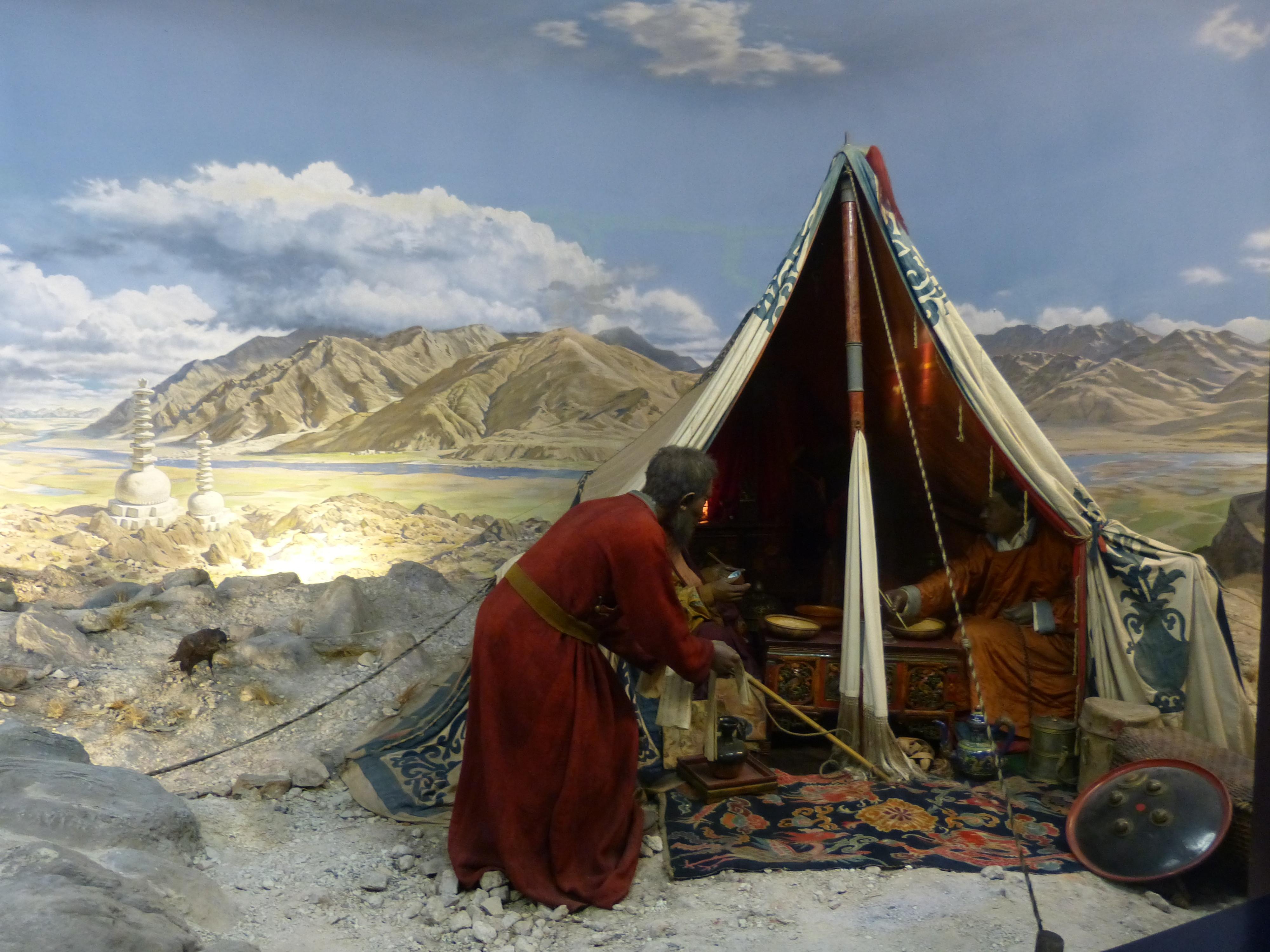 File Salzburg Haus der Natur Tibet Diorama