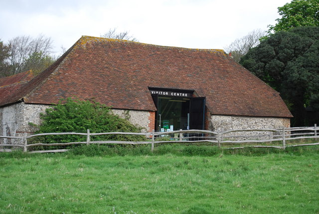 Seven Sisters Country Park Visitors Centre - geograph.org.uk - 784078