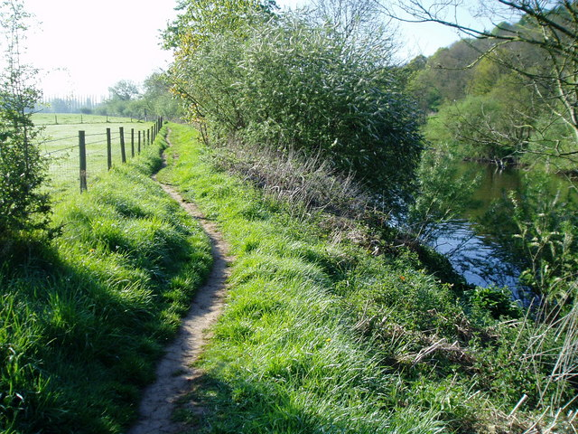 Severn Way to Stourport On Severn - geograph.org.uk - 1400734