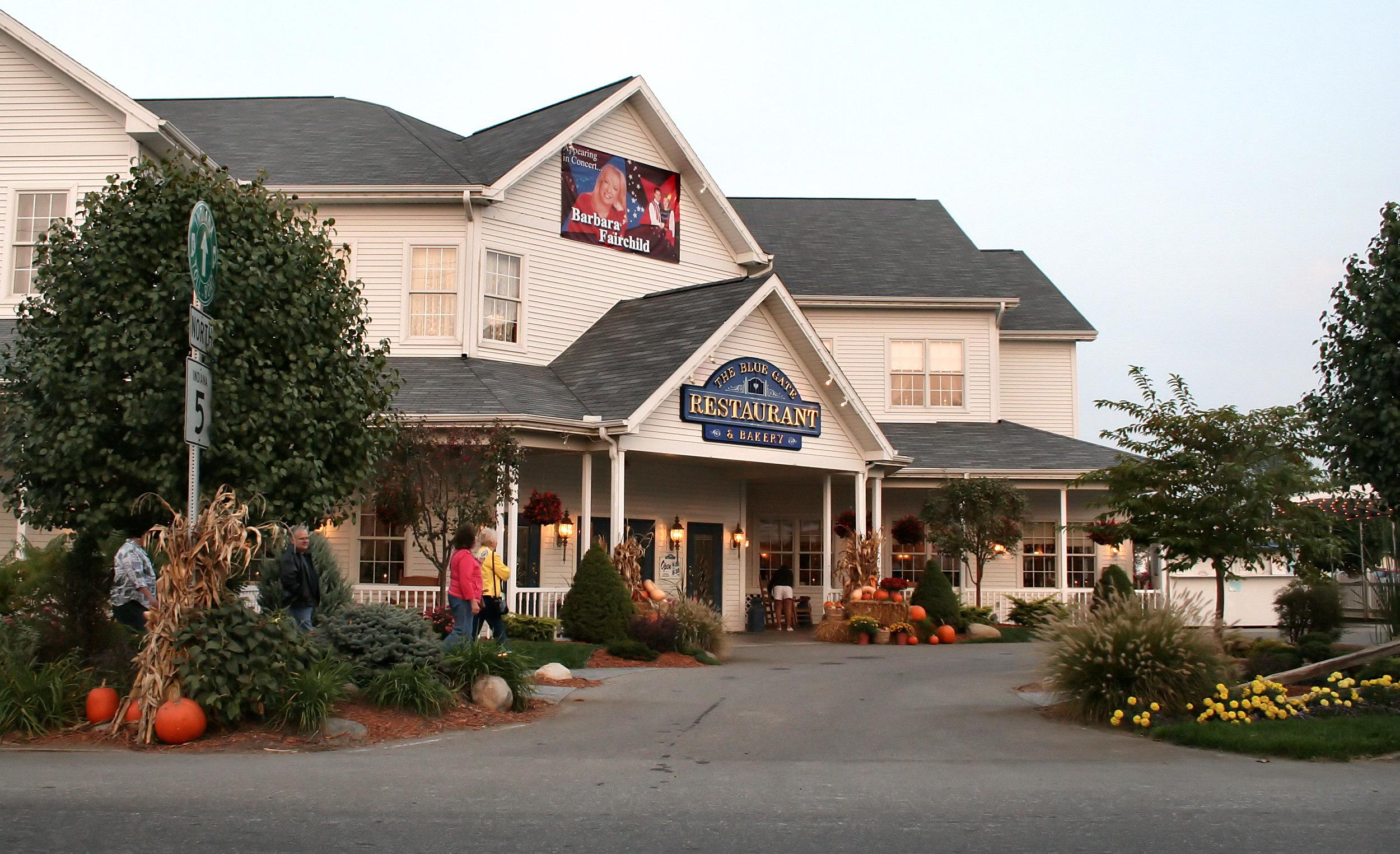 Cafe In The Garden Midland Tx