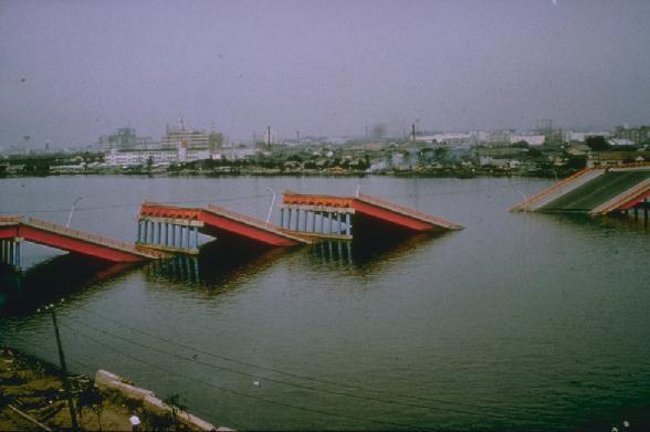 Showa bridge Niigata NGDC