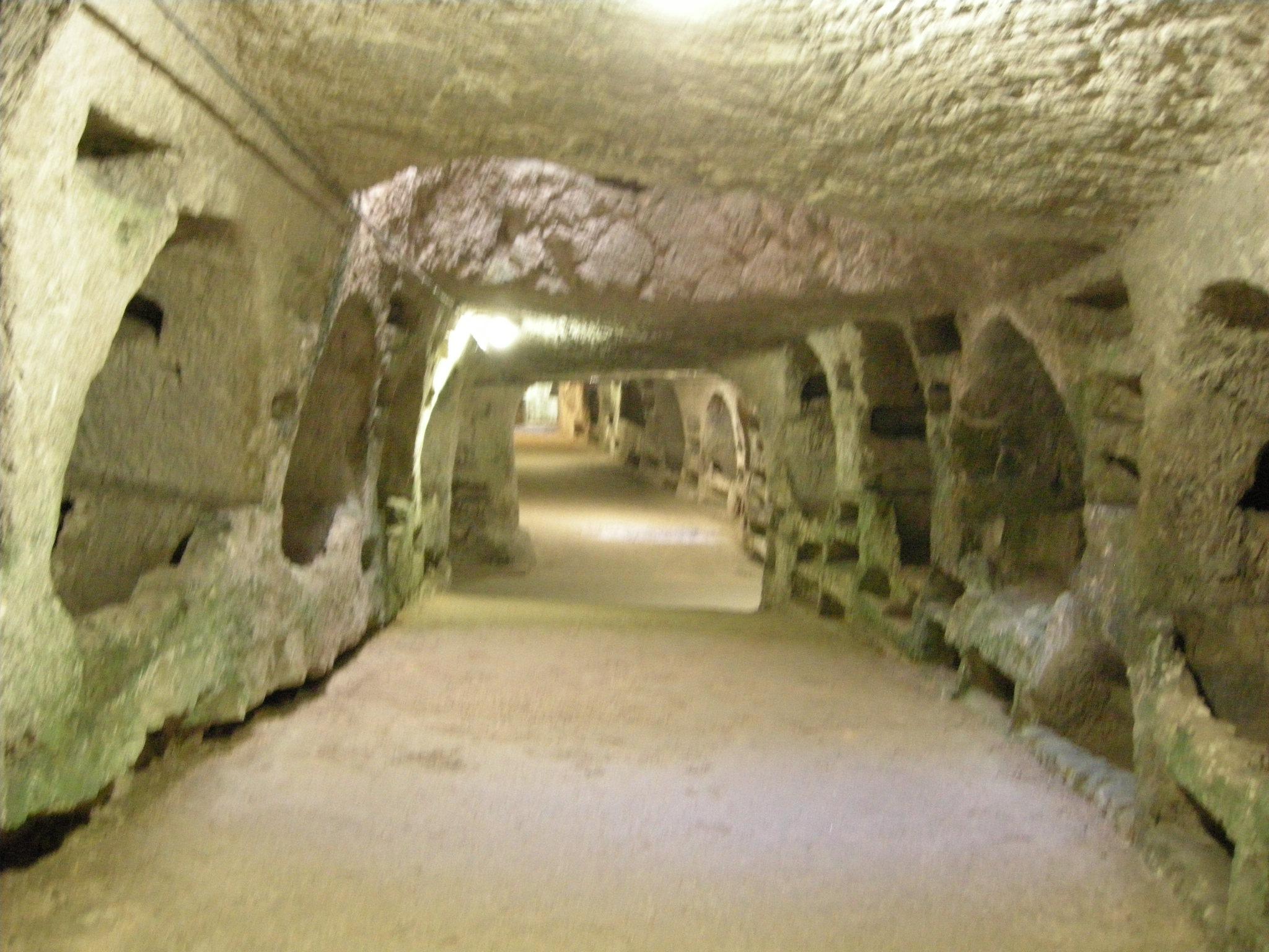 le catacombe di siracusa