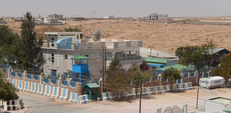 File Somalia Somaliland Hargeisa Unhcr Compound Jpg