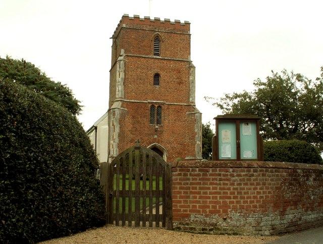 St. Peter's, the parish church of Levington - geograph.org.uk - 560944