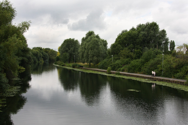 The River Nene - geograph.org.uk - 917378