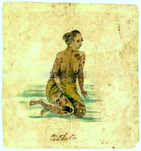 File:Titihuta, watercolor sketch by Clarissa Armstrong, 1833 (retouched).jpg