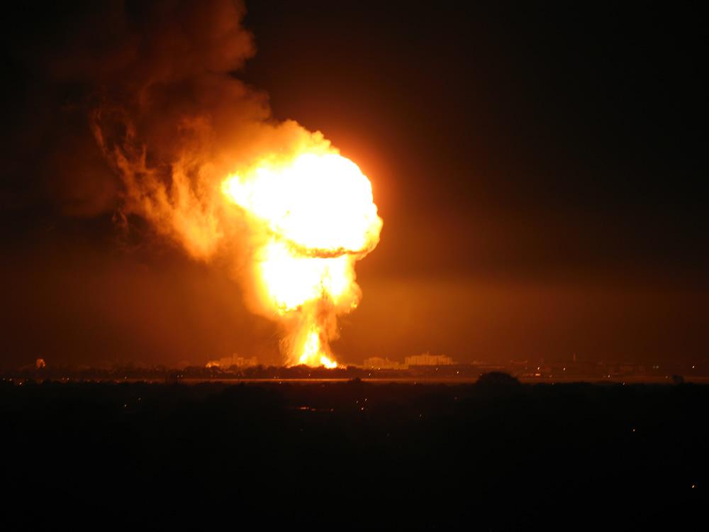 Toronto propane explosion - Wikipedia