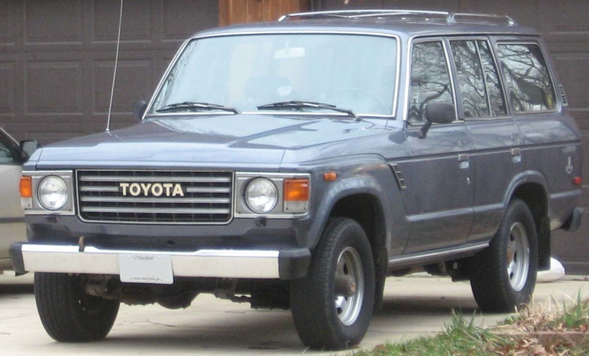 Toyota Land Cruiser Wikipedia La Enciclopedia Libre