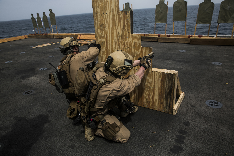 How I built a VTAC shooting barricade