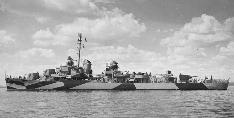 USS Hank