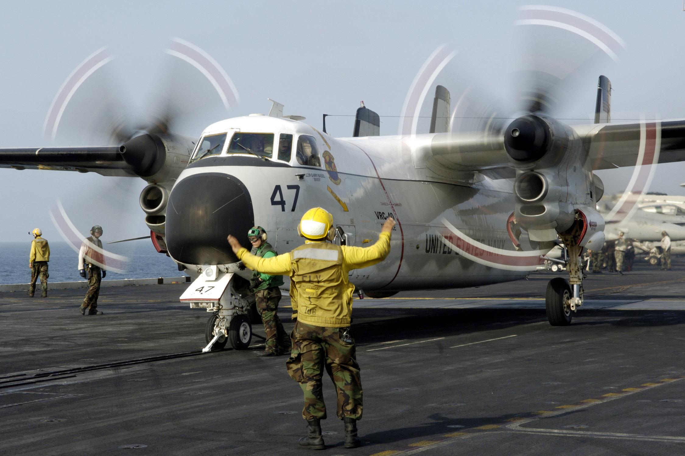 U.S Navy • Aviation Boatswain's Mate • Atlantic Fleet Aviation