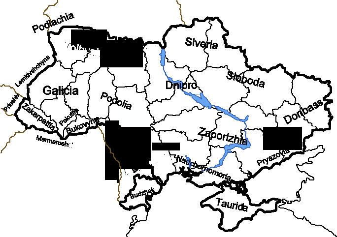 Image Result For Map Ukraina