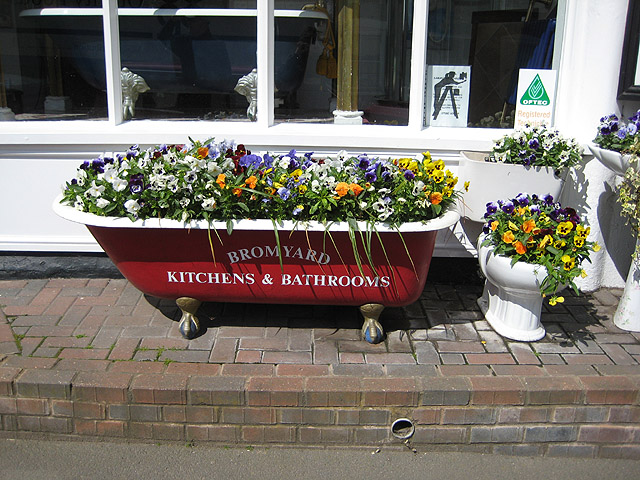 File Unusual Plant Containers Bromyard