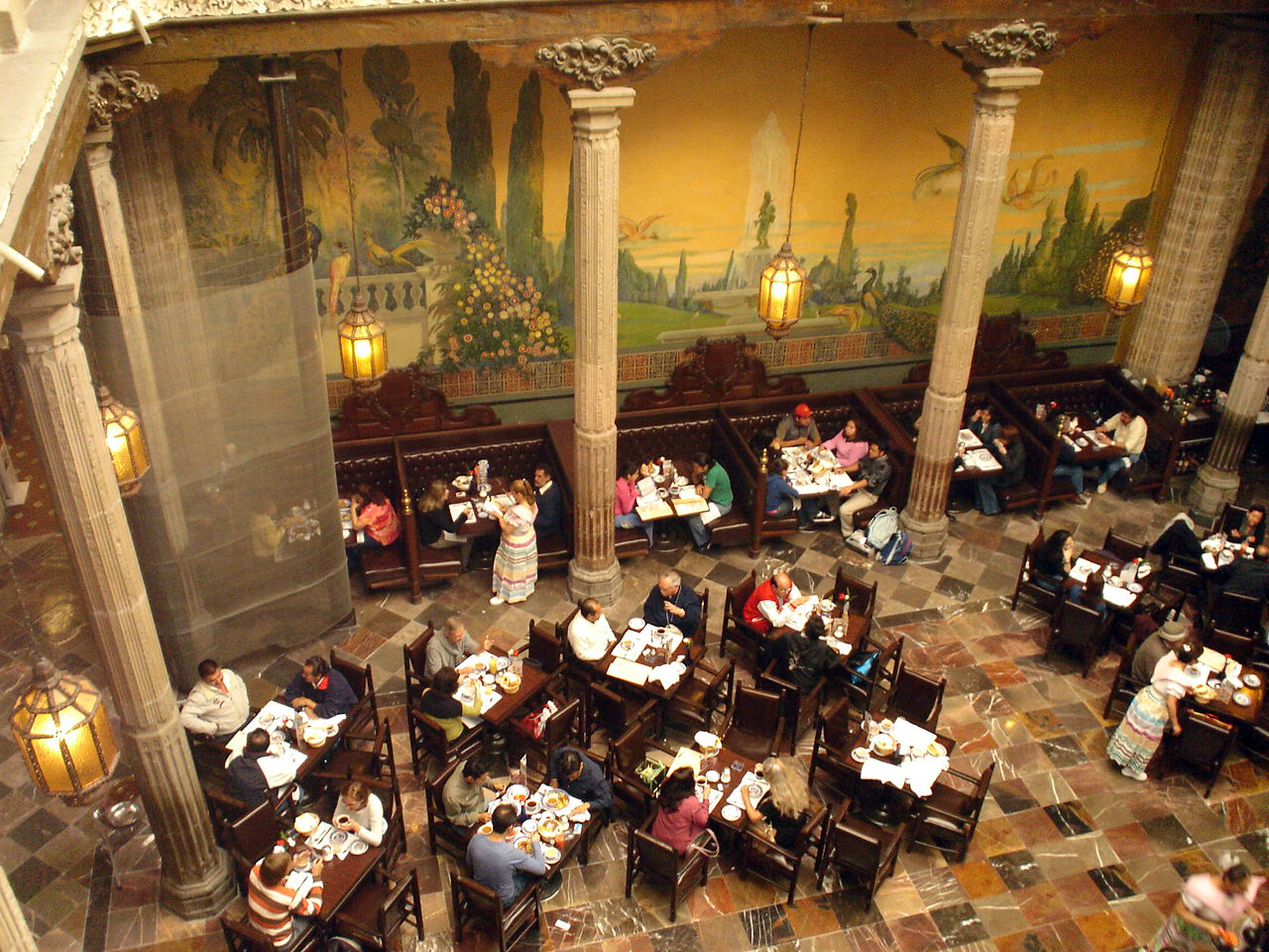 File:VISTA DESDE EL SEGUNDO PISO DE LA CAFETERIA.jpg - Wikimedia ...