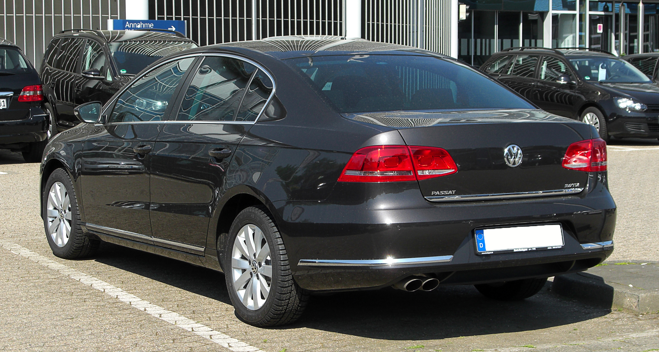 File Vw Passat 2 0 Tdi Bluemotion Technology Comfortline