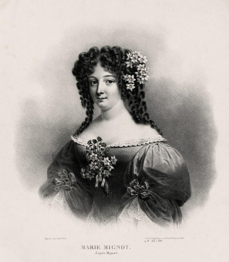 Claudine Françoise Mignot
