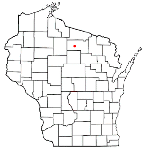 Cassian, Wisconsin Town in Wisconsin, United States