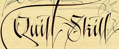 How to get a job once upon a paradigm Calligraphy as a career