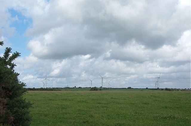 Wind Farm - geograph.org.uk - 14022