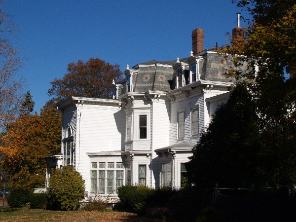 William L White Jr House Wikipedia
