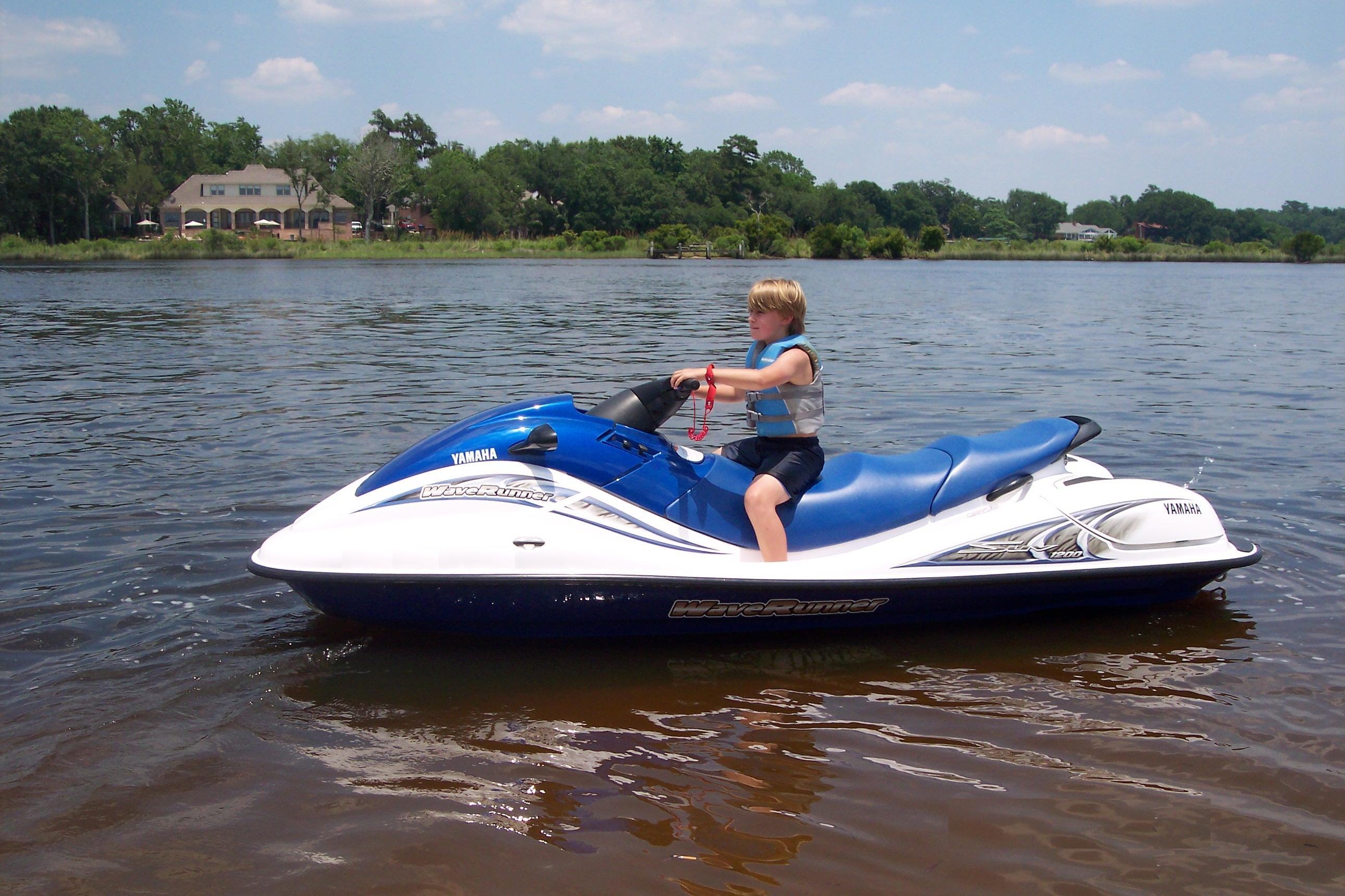 Yamaha Jet Ski Manual