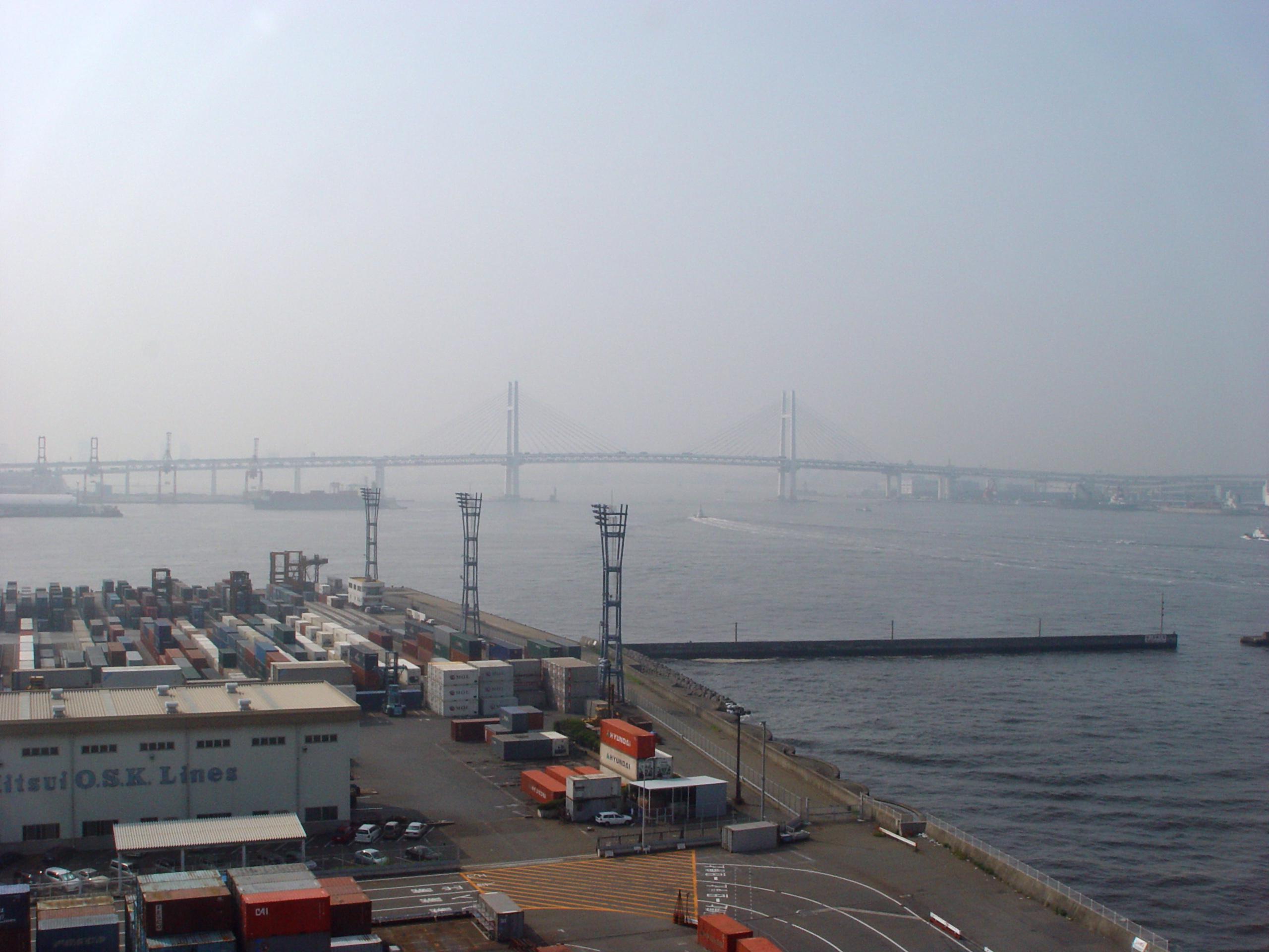 description of the yokohama port essay Yokohama port corporation port of yokohama promotion association (japanese only) public offices other major ports in japan city of yokohama - port.