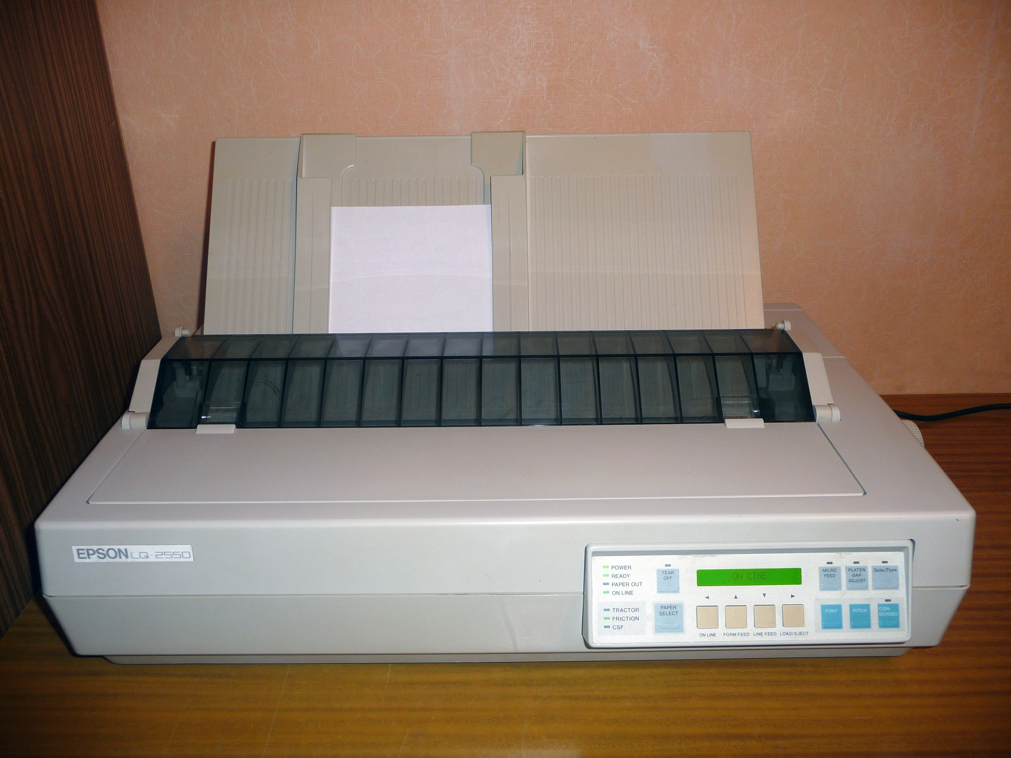 File:Матричный принтер Epson LQ-2550.jpg
