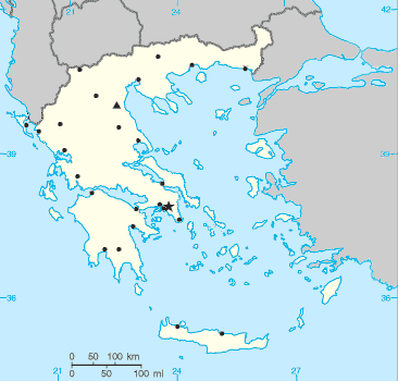 List of islands of Greece Wikipedia
