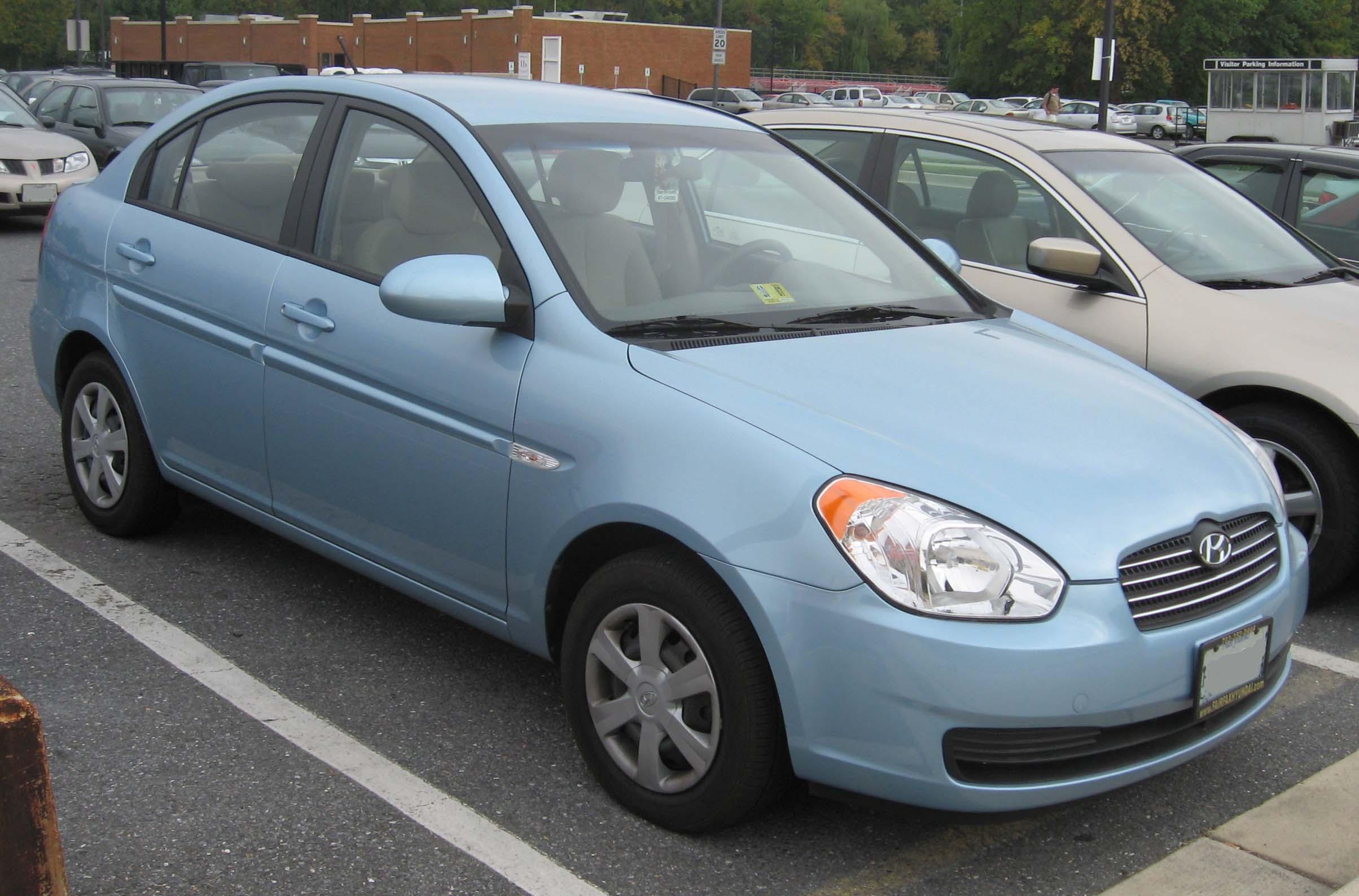 Hyundai accent мт2414 - 5e76