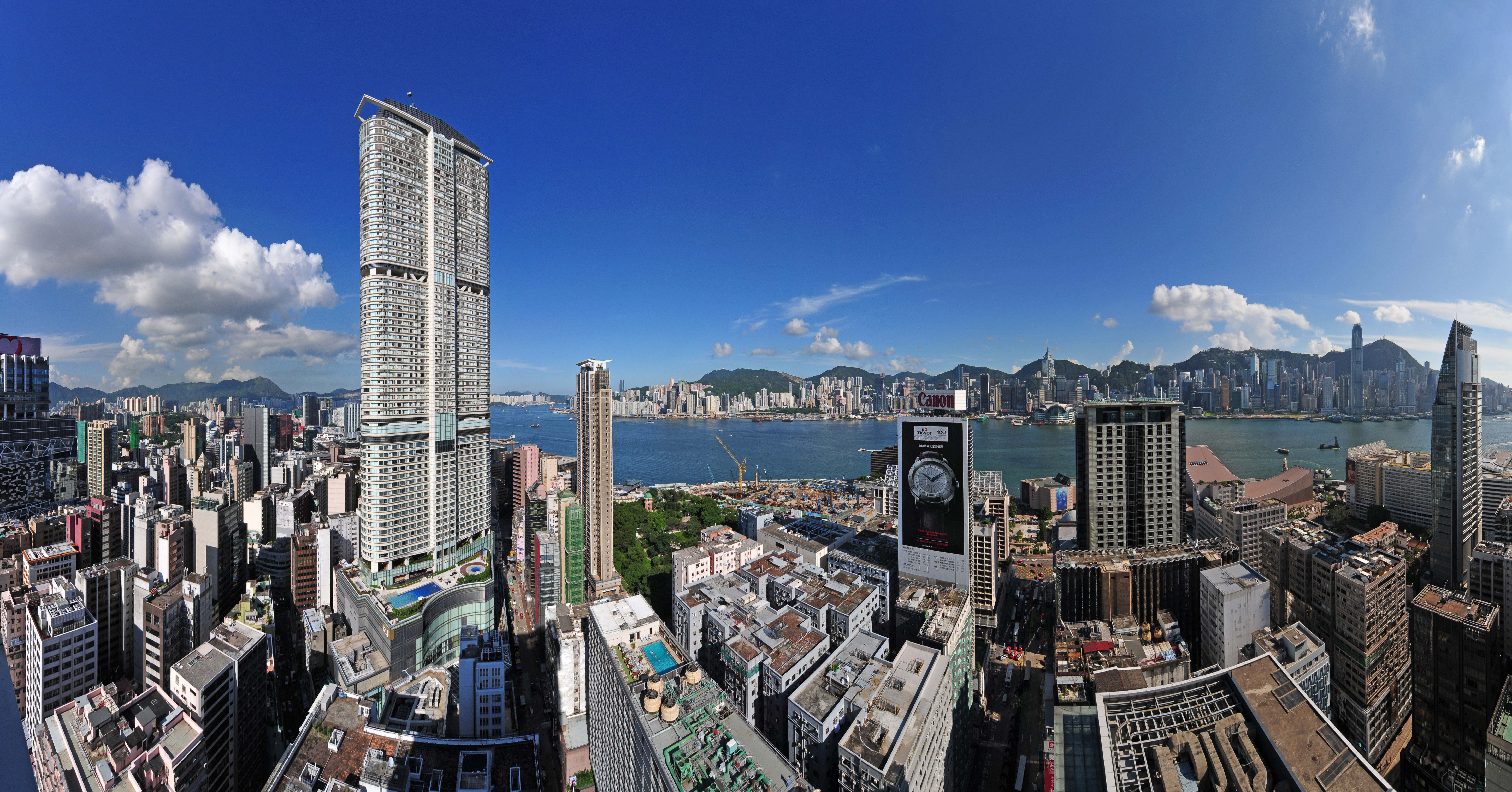 檔案 13 08 08 Hongkong By Ralfr Panorama2 Jpg 維基百科,自由的百科全書