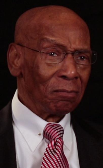 Portrait of Ernie Banks