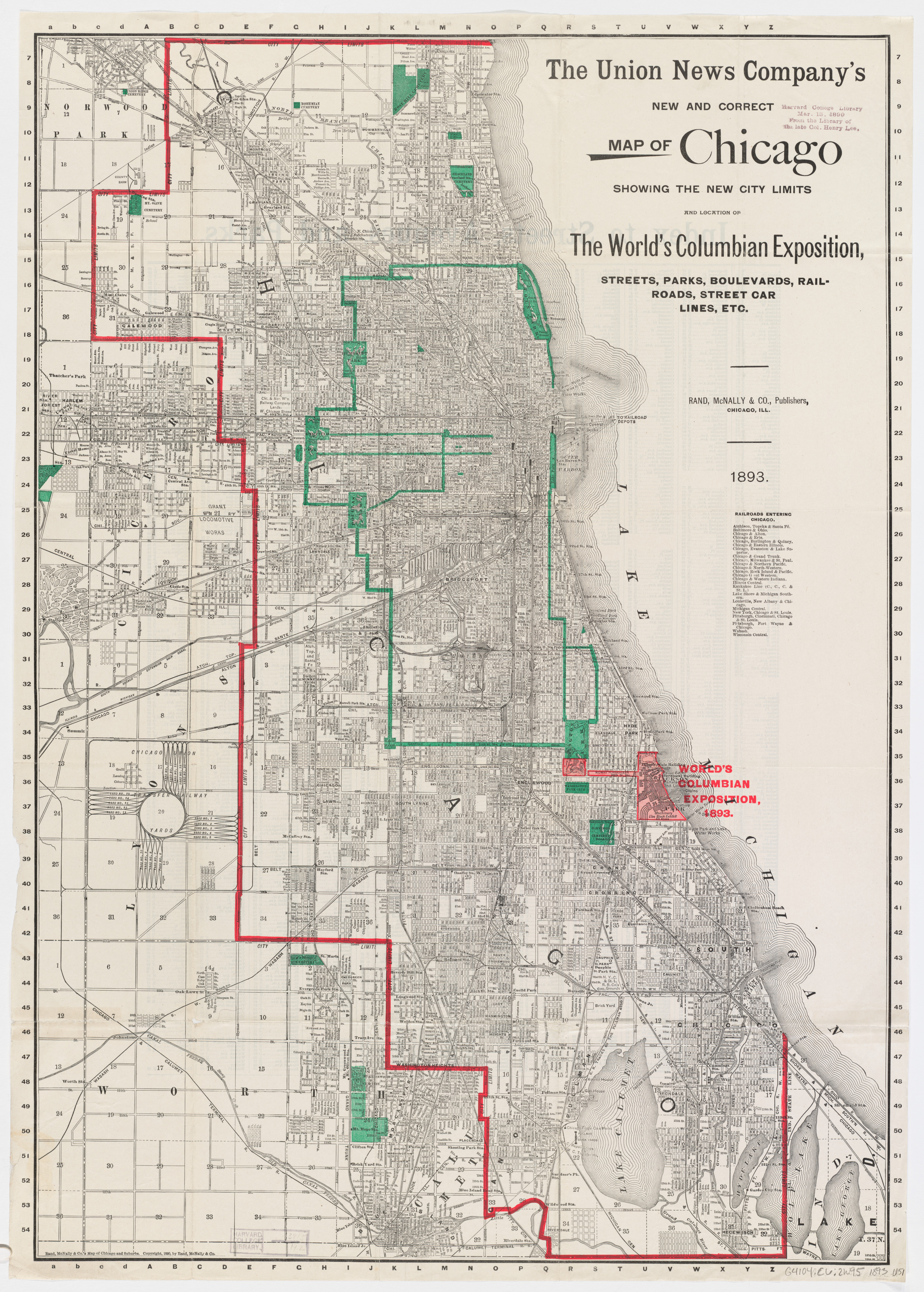 File Chicago Map By Union Newsjpg Wikimedia Commons - Chicago union map