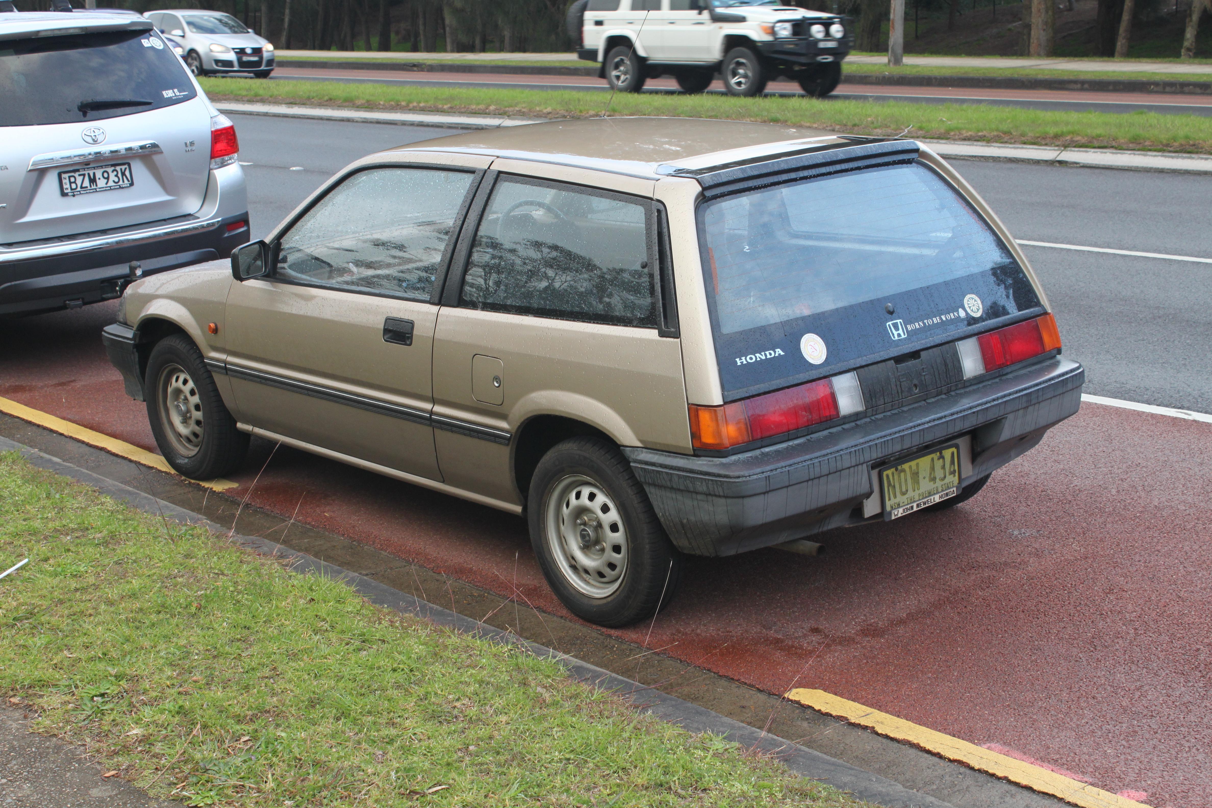 Kelebihan Honda Civic 1985 Review