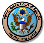 Seal of the United States Court of Appeals for the First Circuit