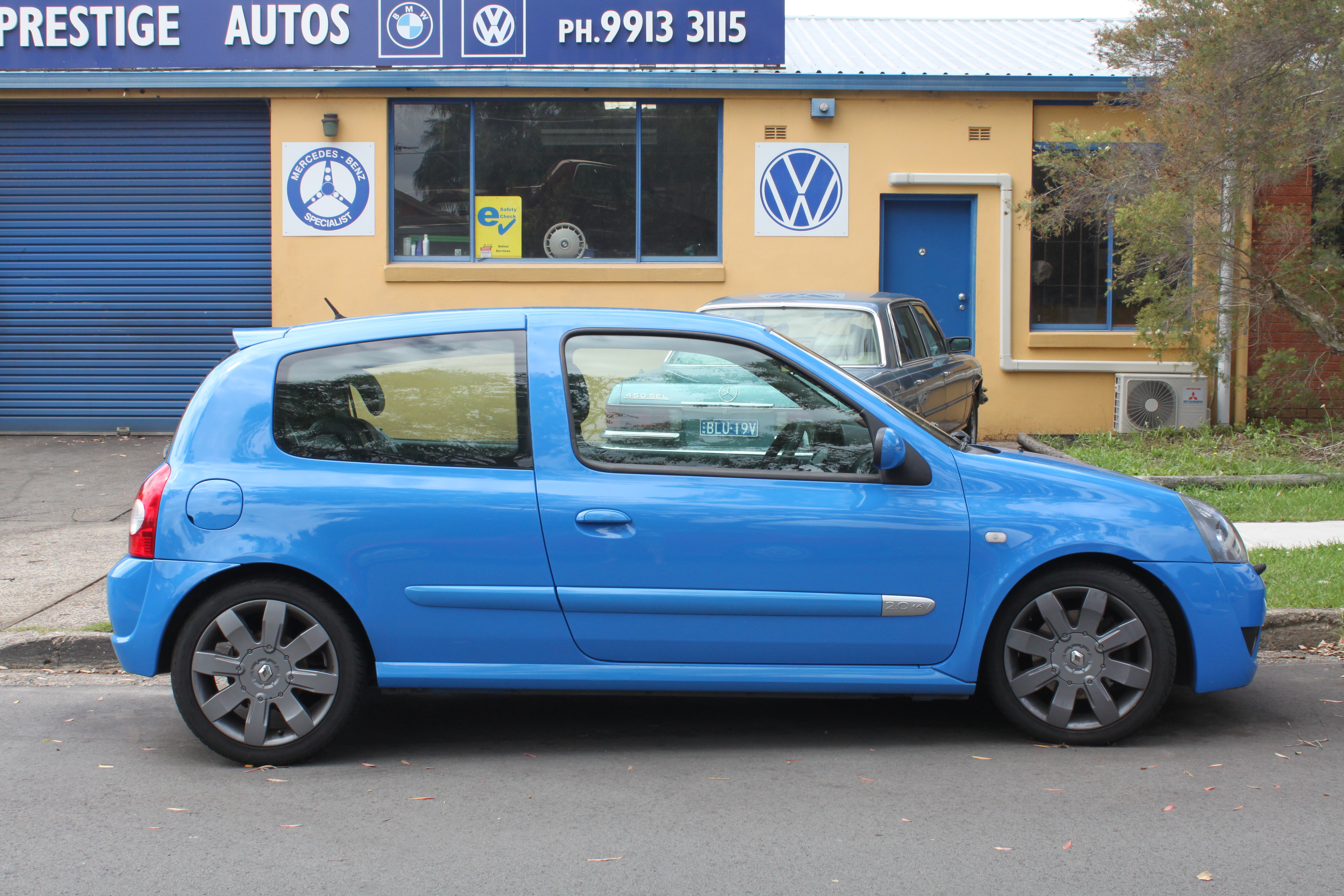 File 2005 Renault Sport Clio X65 Phase 3 182 Cup 3 Door Hatchback 23202018155 Jpg Wikimedia Commons