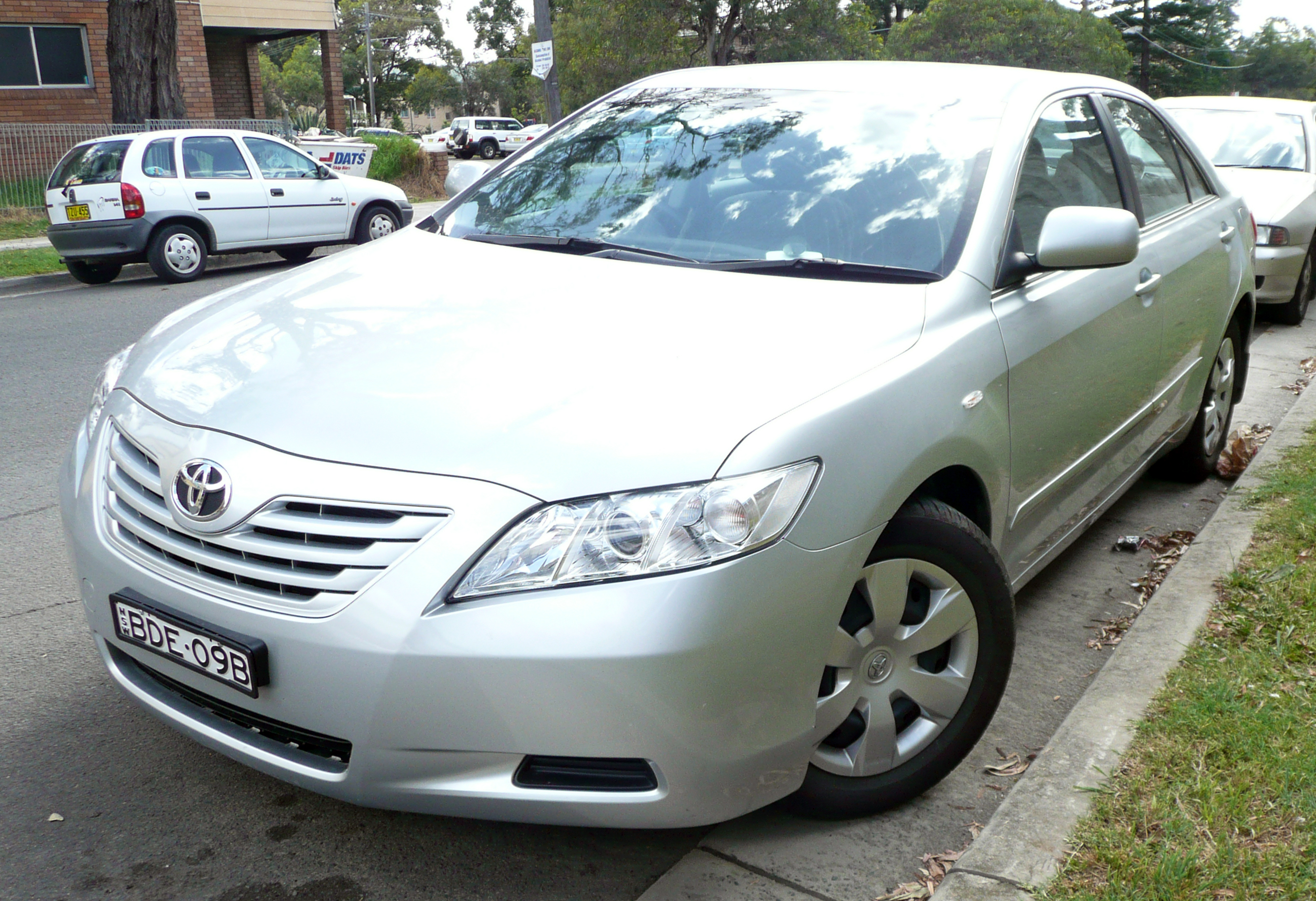 file 2006 2009 toyota camry acv40r altise sedan. Black Bedroom Furniture Sets. Home Design Ideas