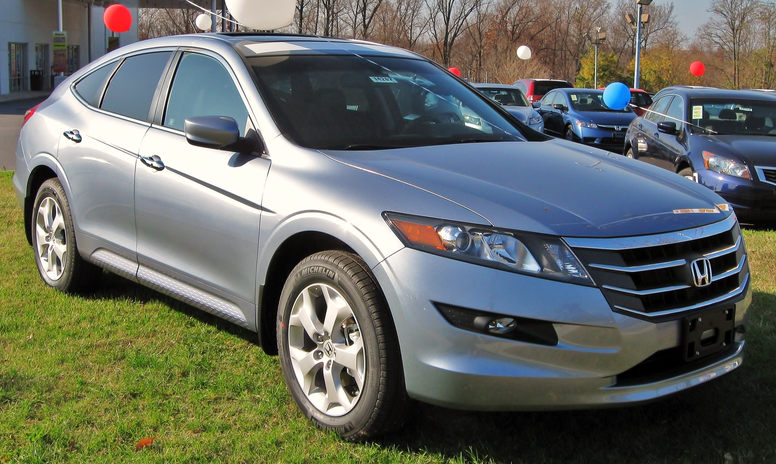 inventory honda crosstour used