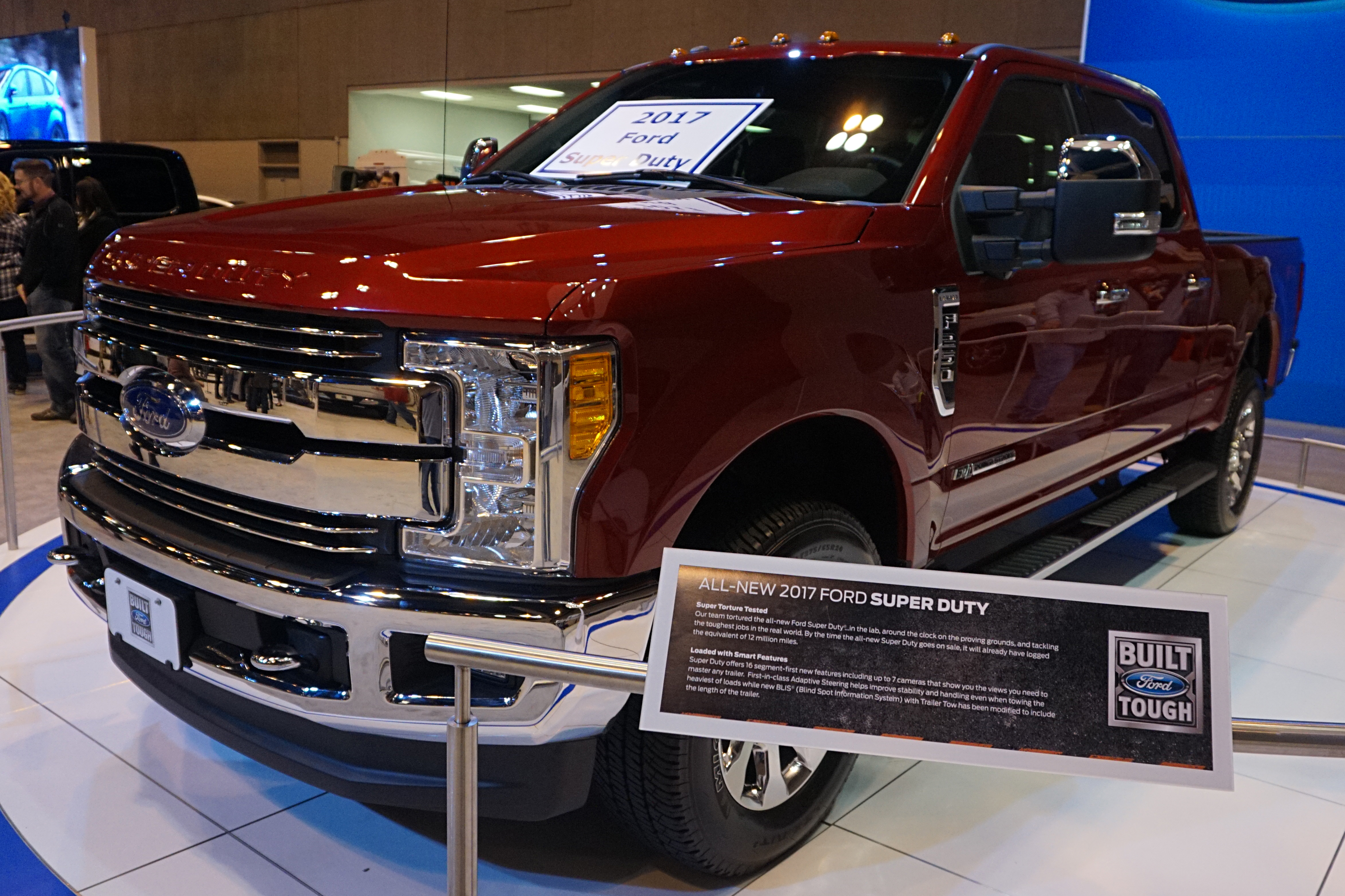 Ford E350 4x4