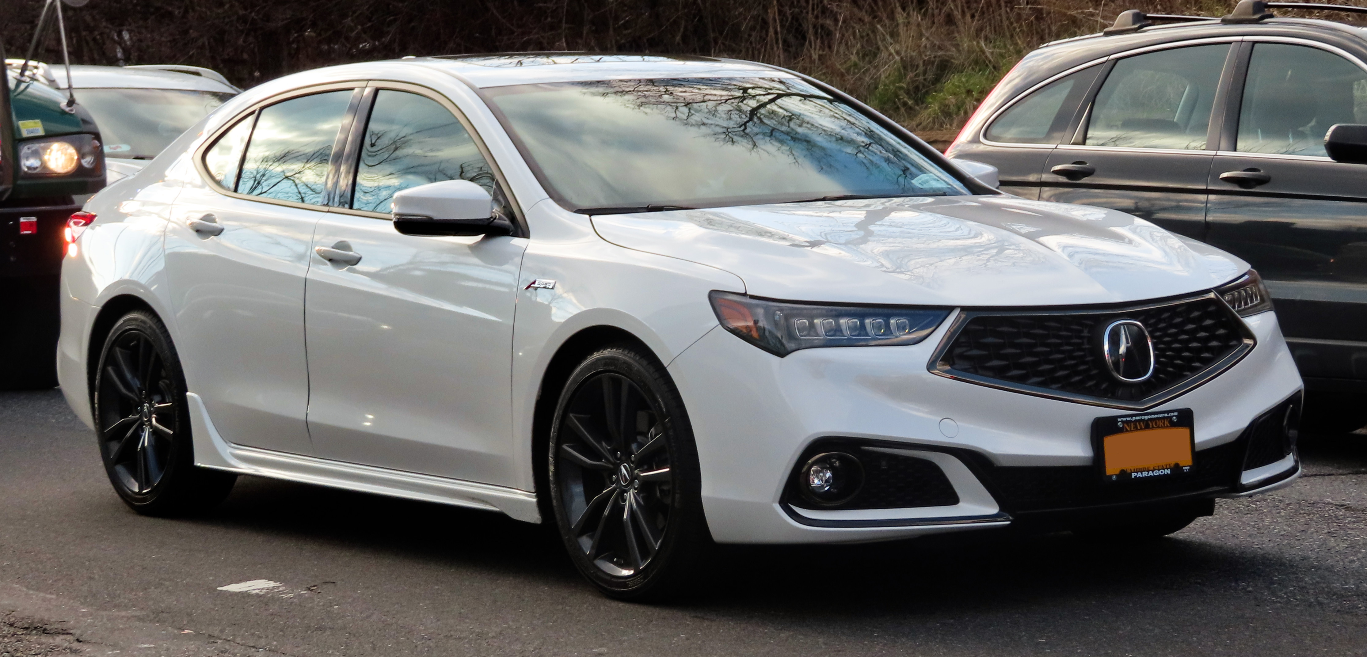 File 2020 Acura Tlx A Spec Front 2 28 20 Jpg Wikimedia Commons