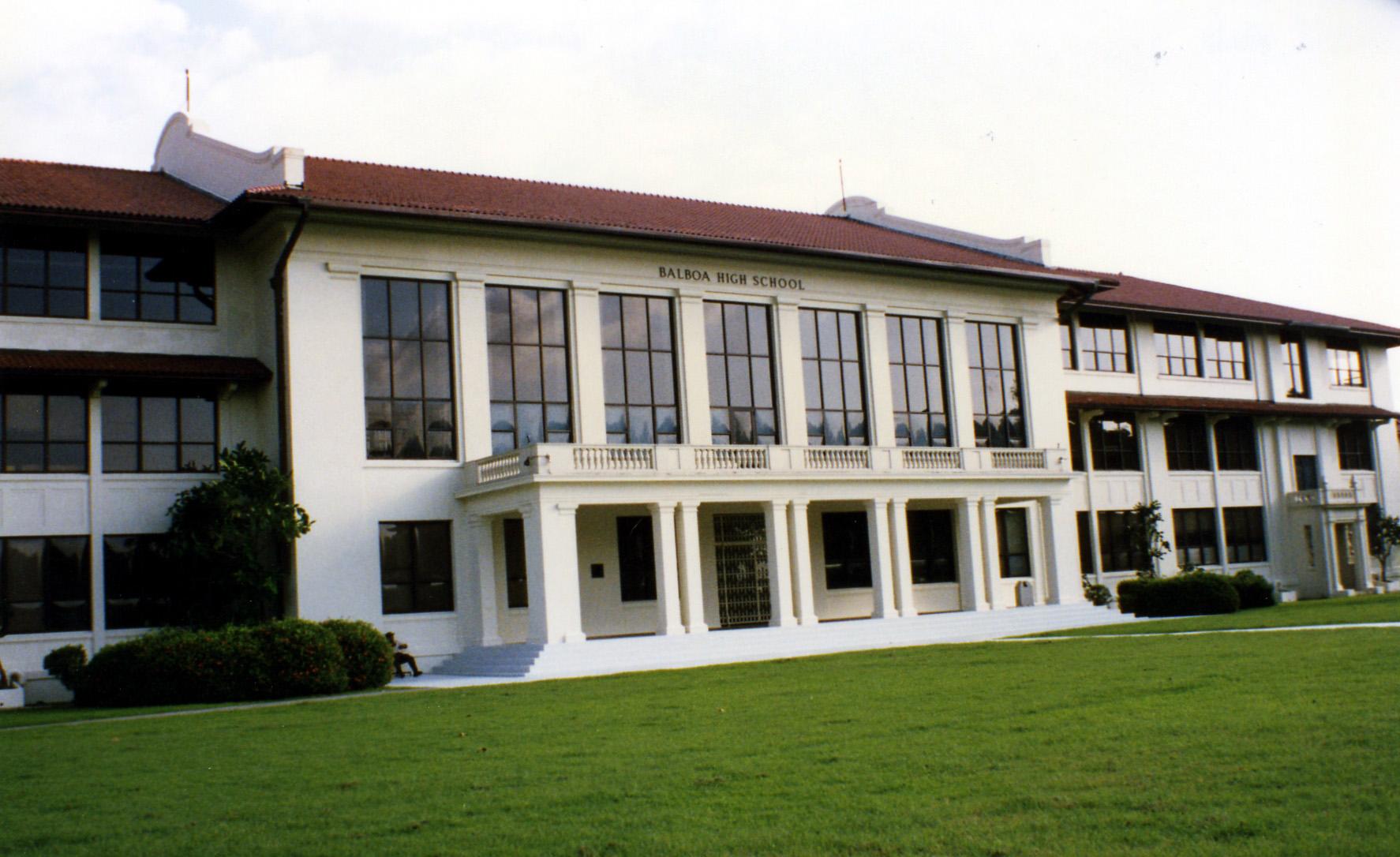 Balboa High School (Panama) - Wikiwand