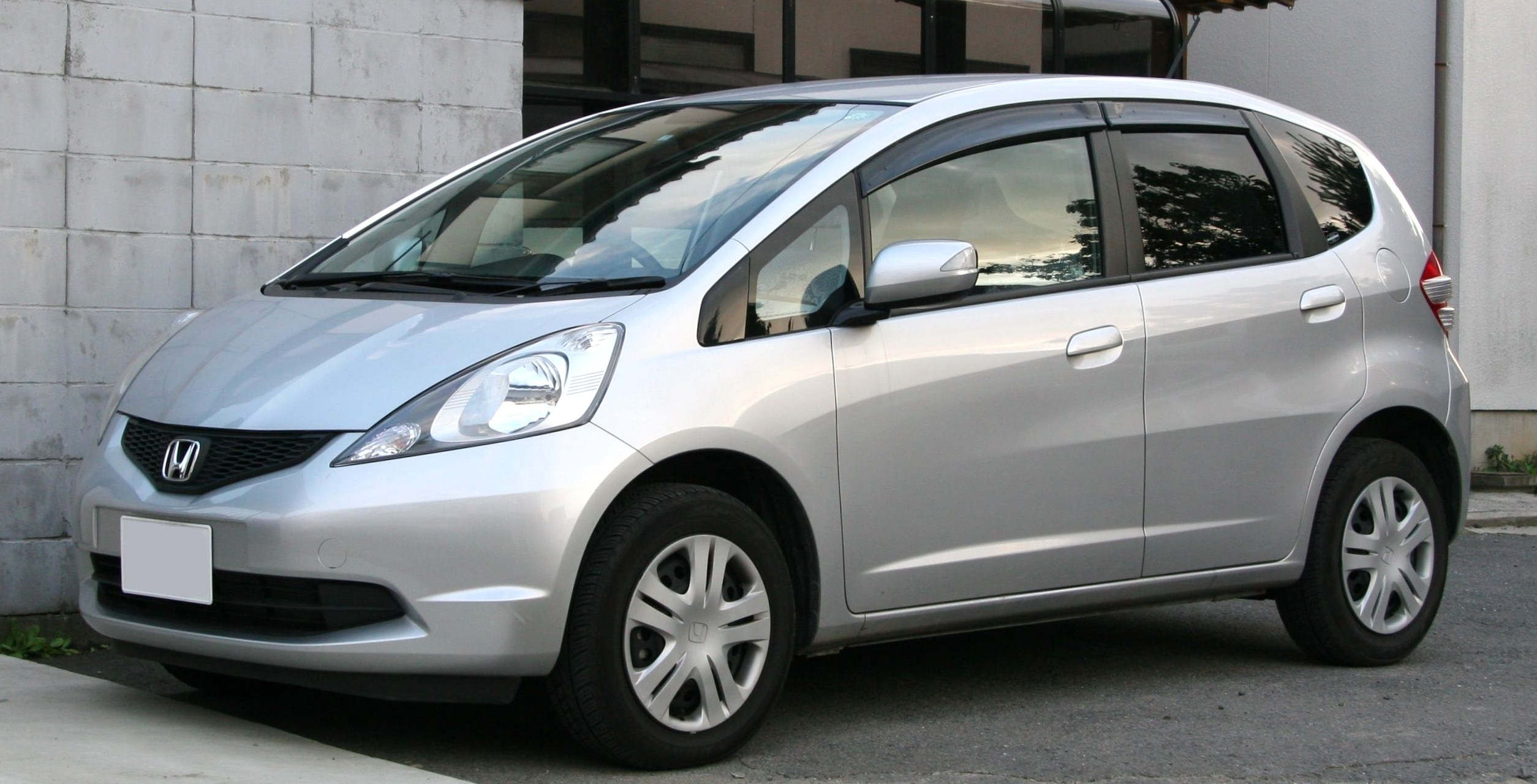 File 2nd Generation Honda Fit Jpg Wikipedia
