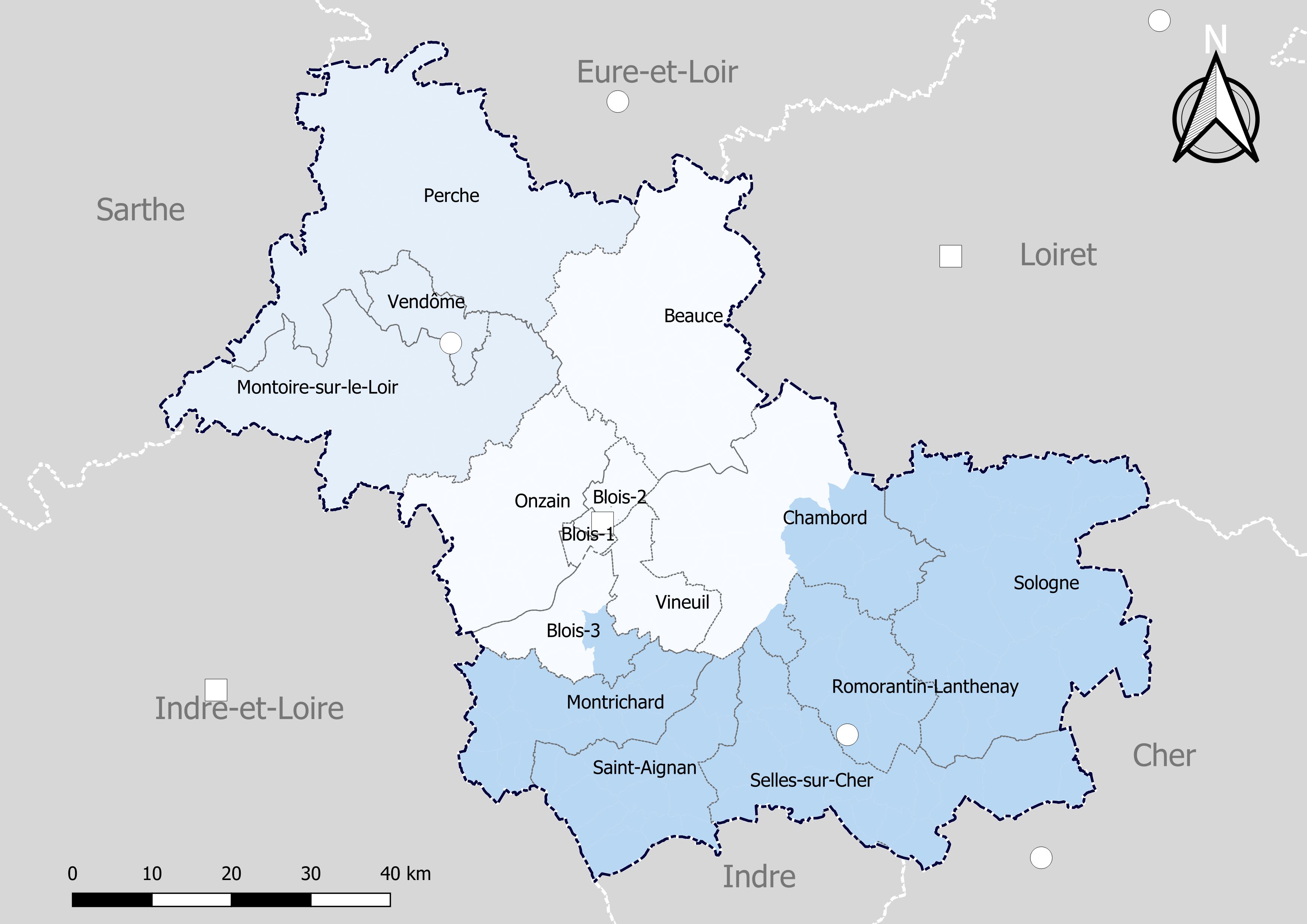 carte des cantons 2020 File:41 Cantons 2019.png   Wikimedia Commons