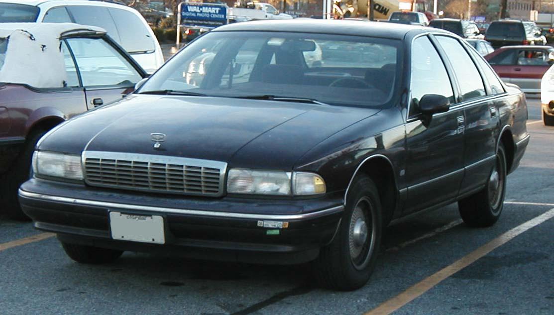 93 Chevy Silverado Interior